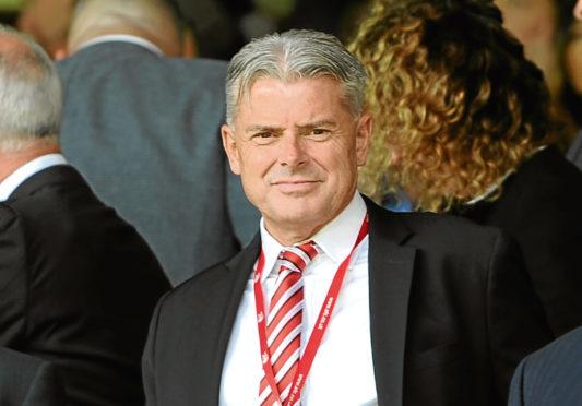 Aberdeen board member Dave Cormack
