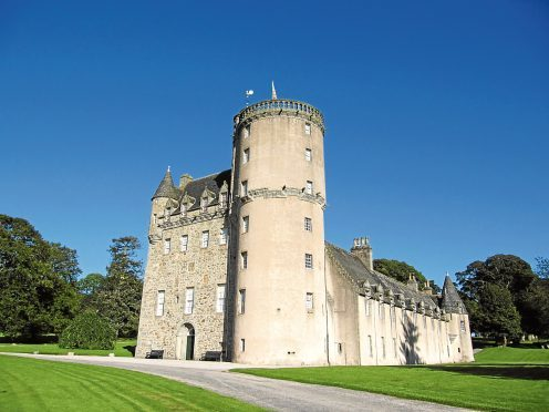 Haddo House, near Tarves, is one of the properties that will be mothballed until next year. Picture by Amanda Gordon