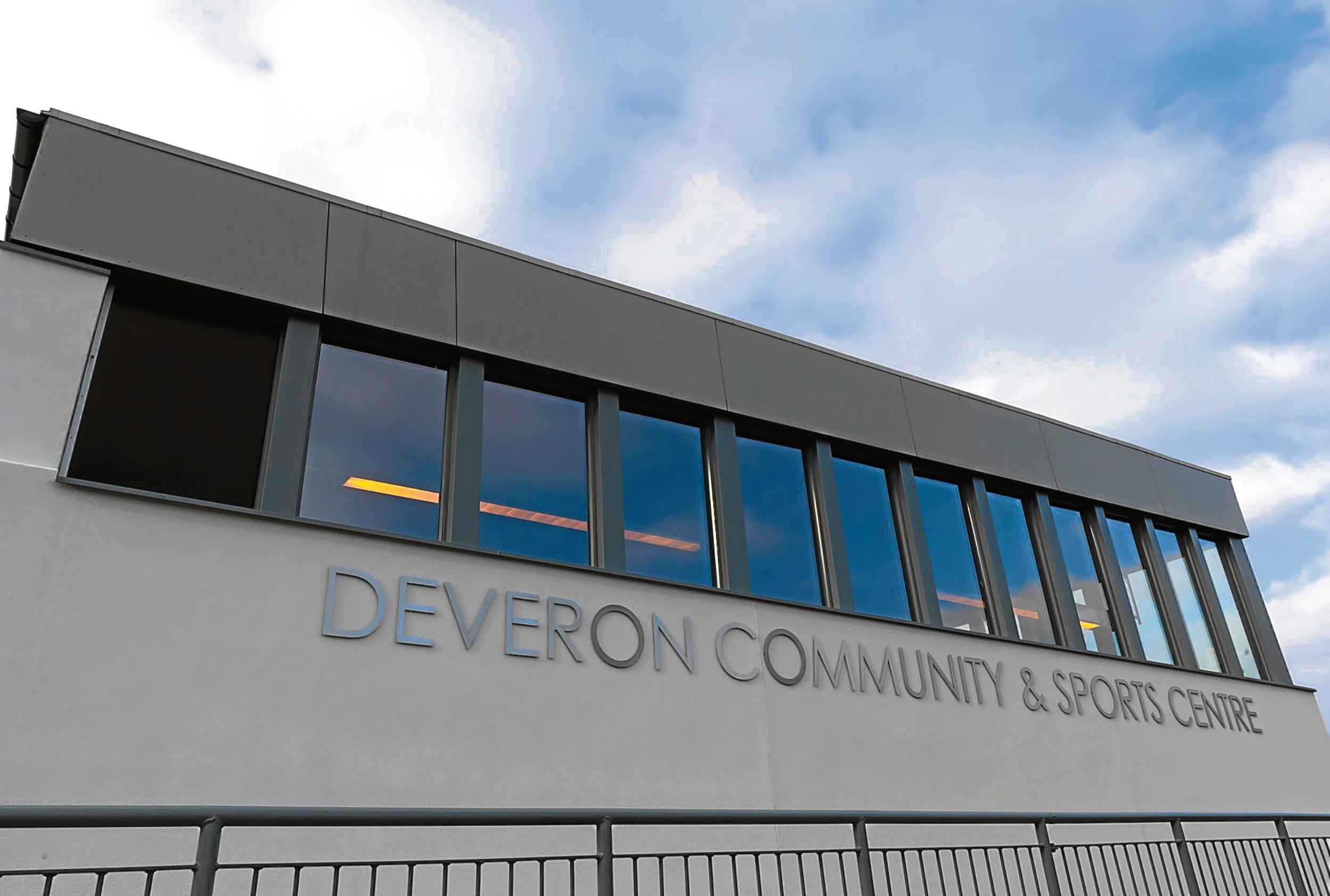 Deveron Community Sports Centre.