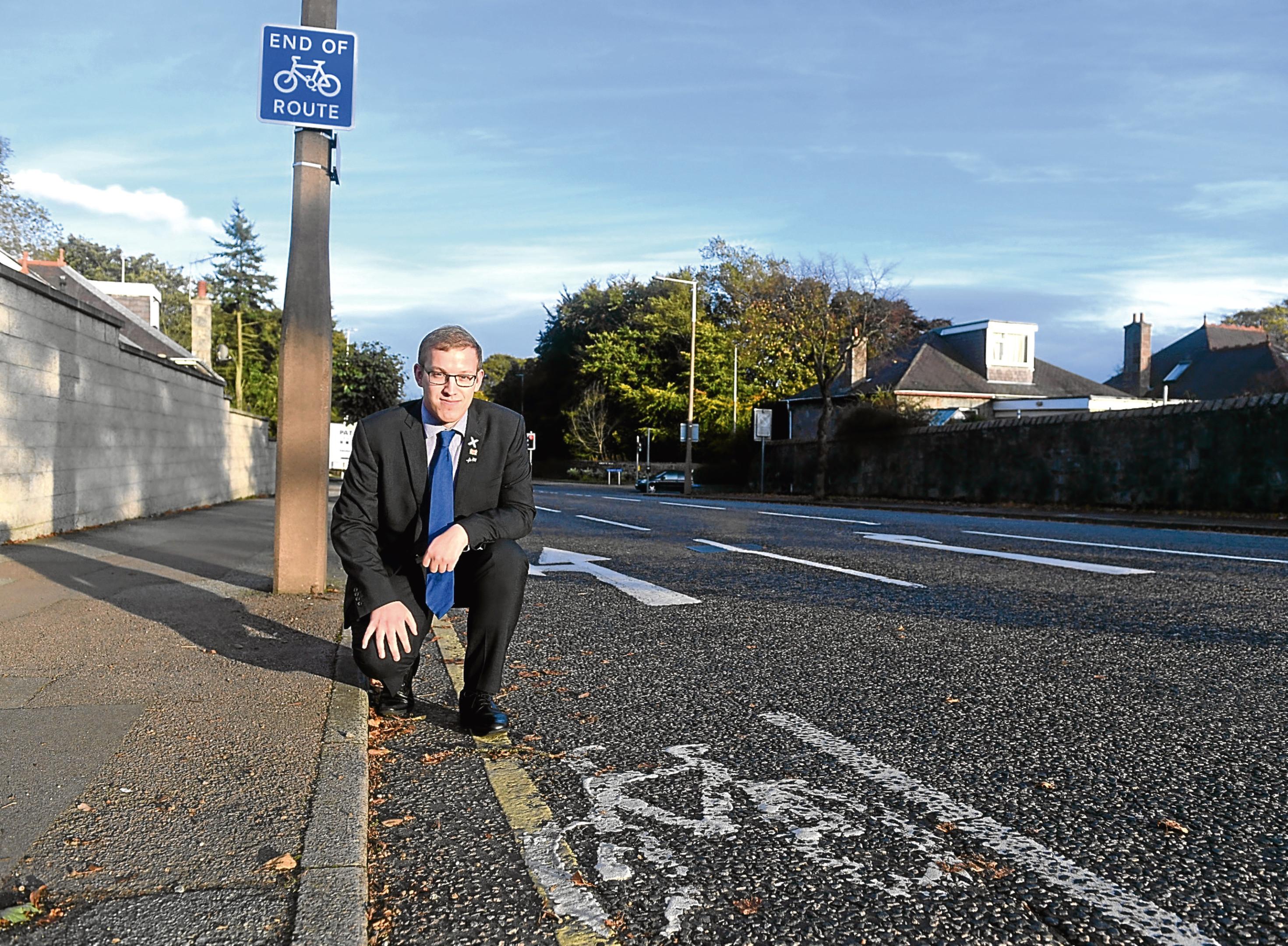 Councillor Freddie John