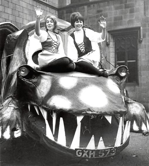 1966: One Degree Over was a monster success with help from Judy Gibb and Joan Hall.