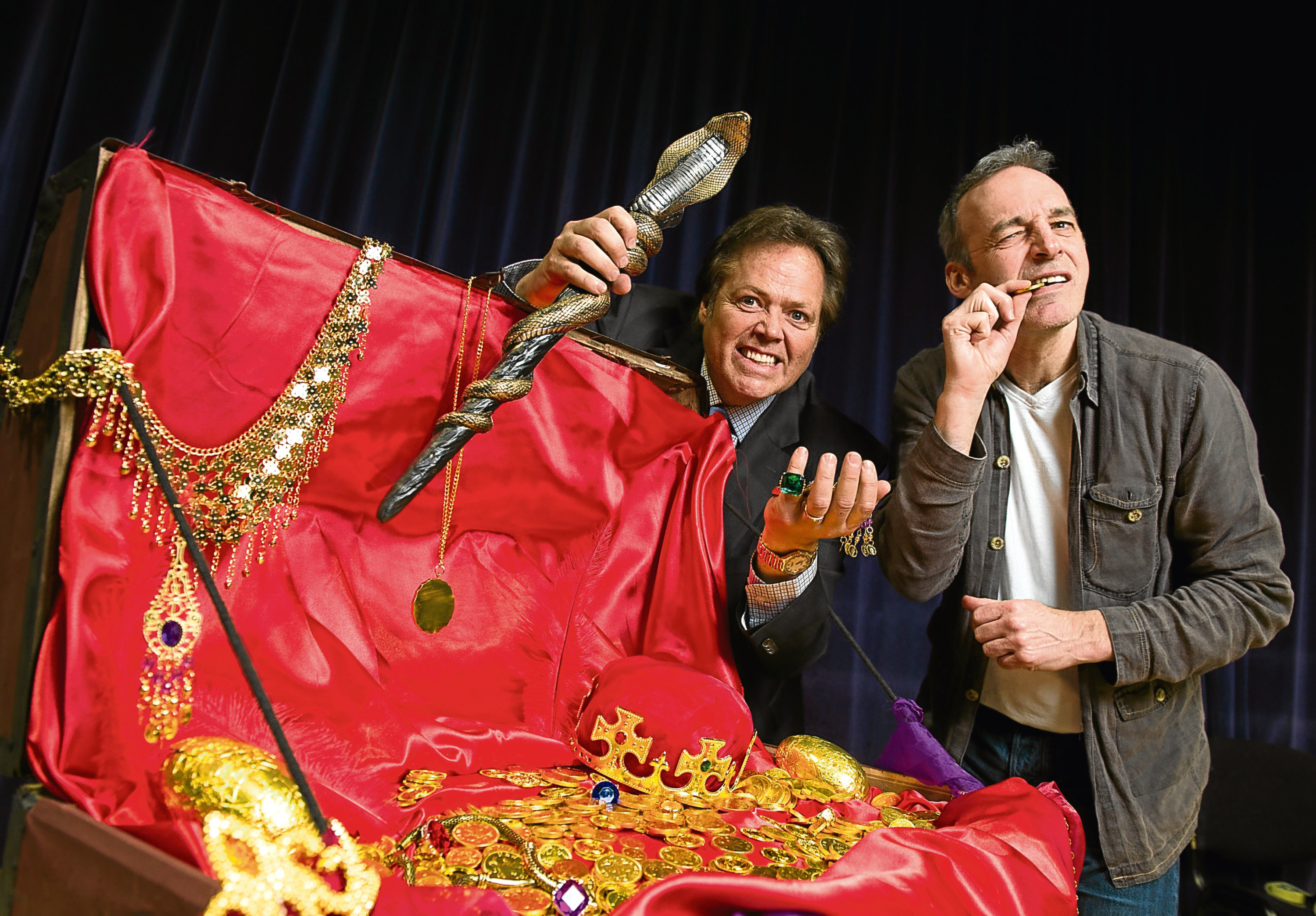 Jimmy Osmond will star in this year's HMT panto
