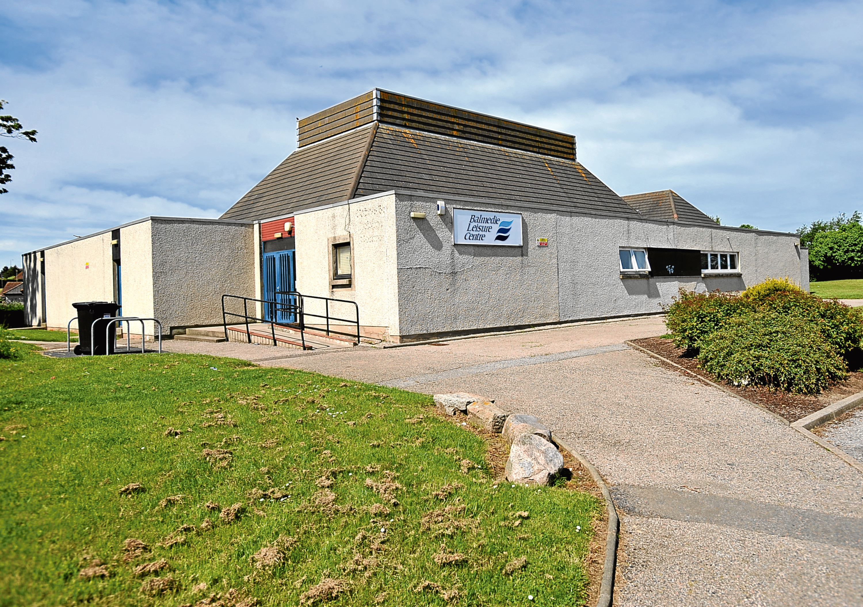 Balmedie Leisure Centre