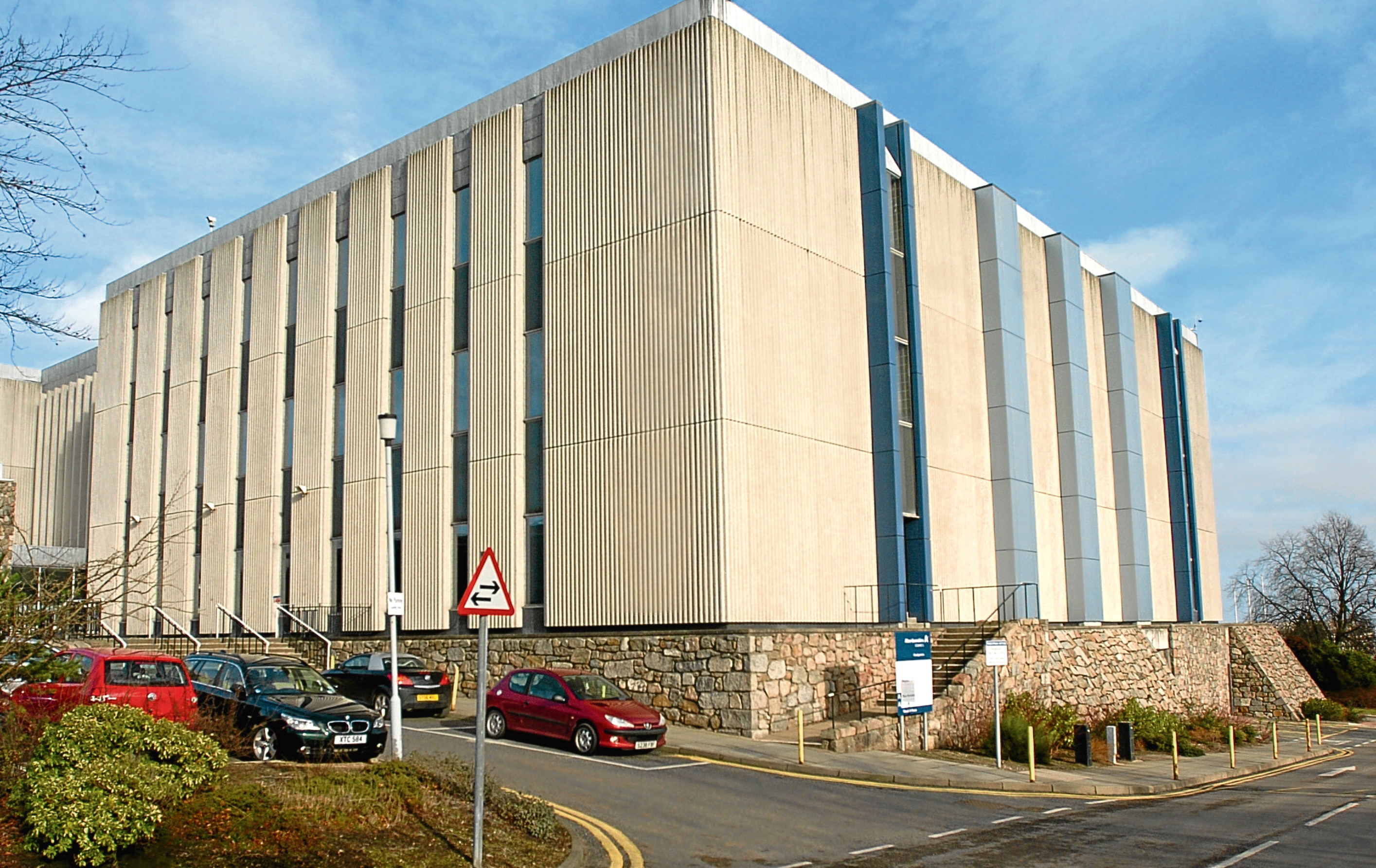 Woodhill House, Aberdeenshire Council HQ