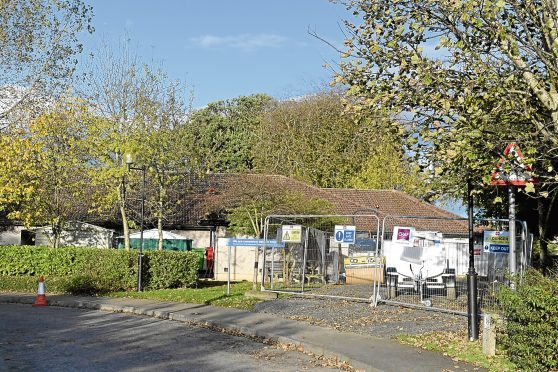 Kincardine Community Hospital, Stonehaven