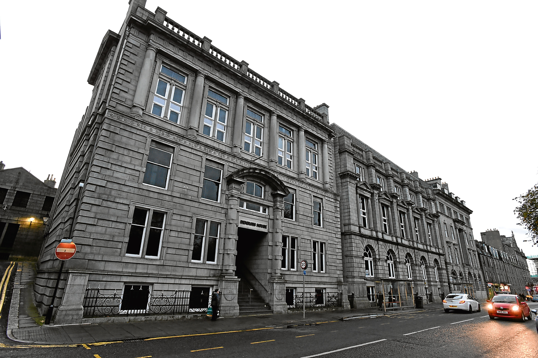 Denburn House, Union Terrace, Aberdeen
