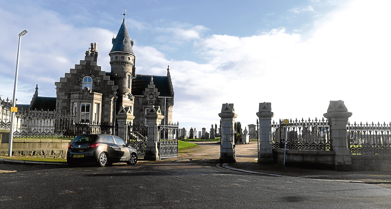 Trinity Cemetery, Errol Street, Aberdeen