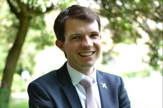 West Aberdeenshire and Kincardine Conservative MP Andrew Bowie