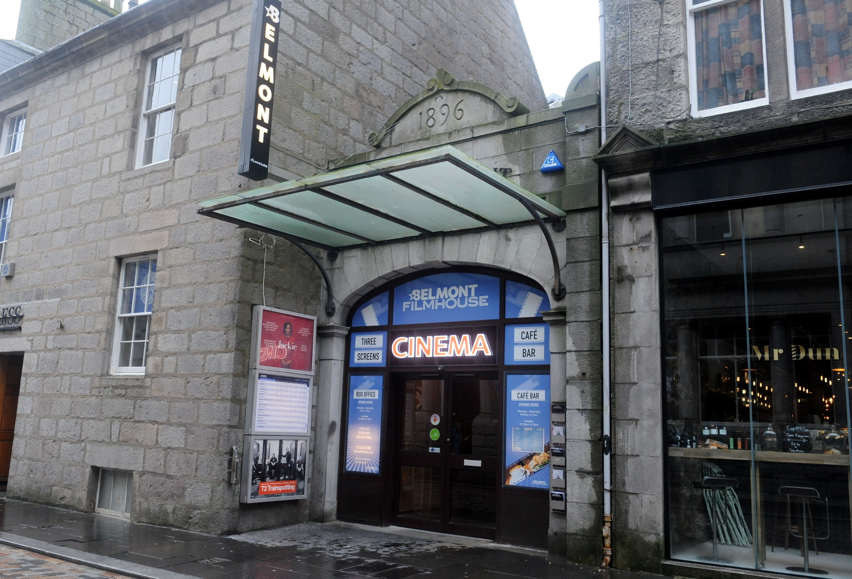 The Belmont Filmhouse
