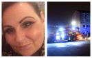 Vicky died on Monday night after a blaze ripped through her second-floor flat in Shapinsay Square.