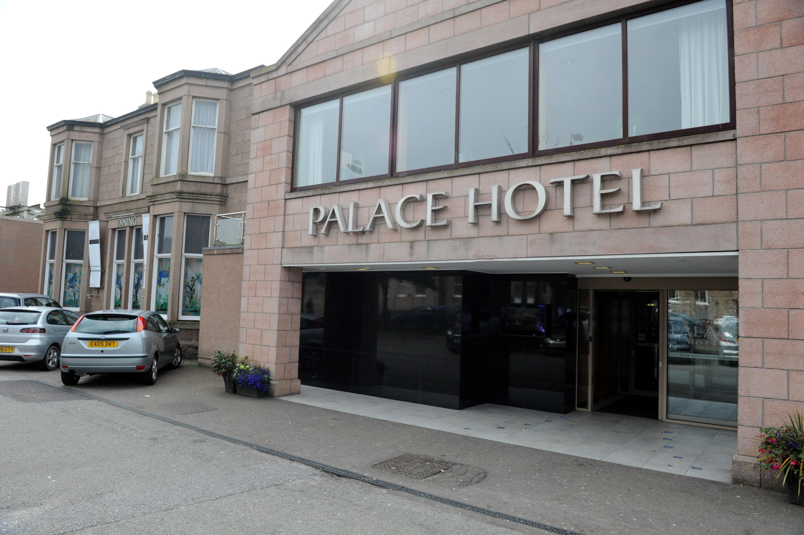 The Palace Hotel, Peterhead