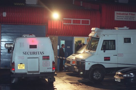 £1.2 million Aberdeen Securitas heist could still be solved, says expert