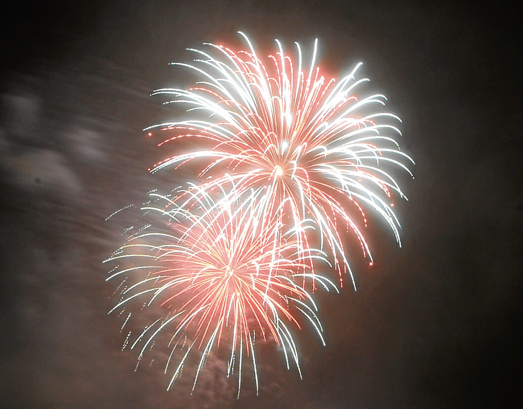 Traditional fireworks