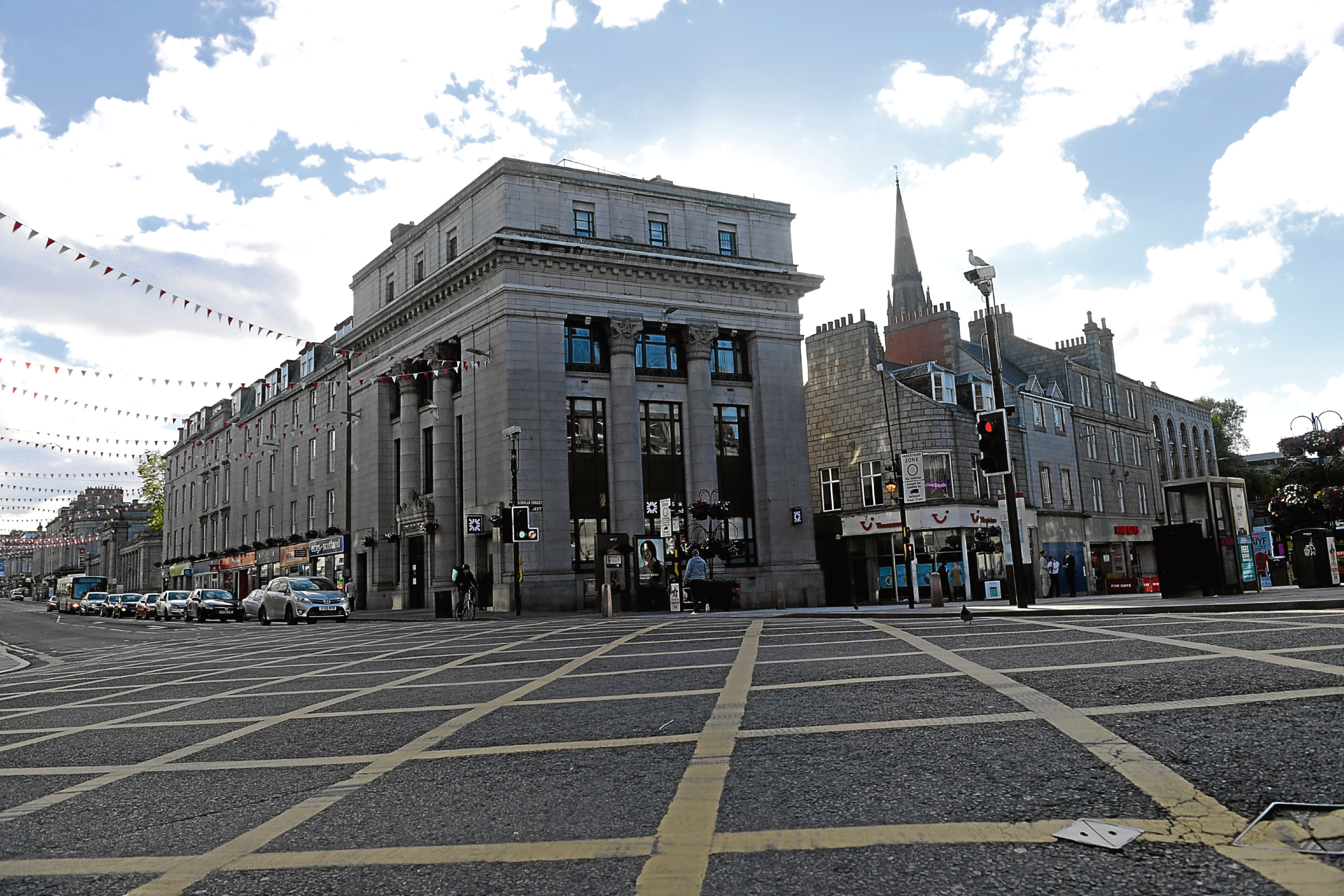 The Polish Association Aberdeen is located on Union Street