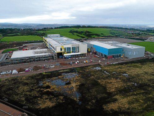 The new Lochside Academy