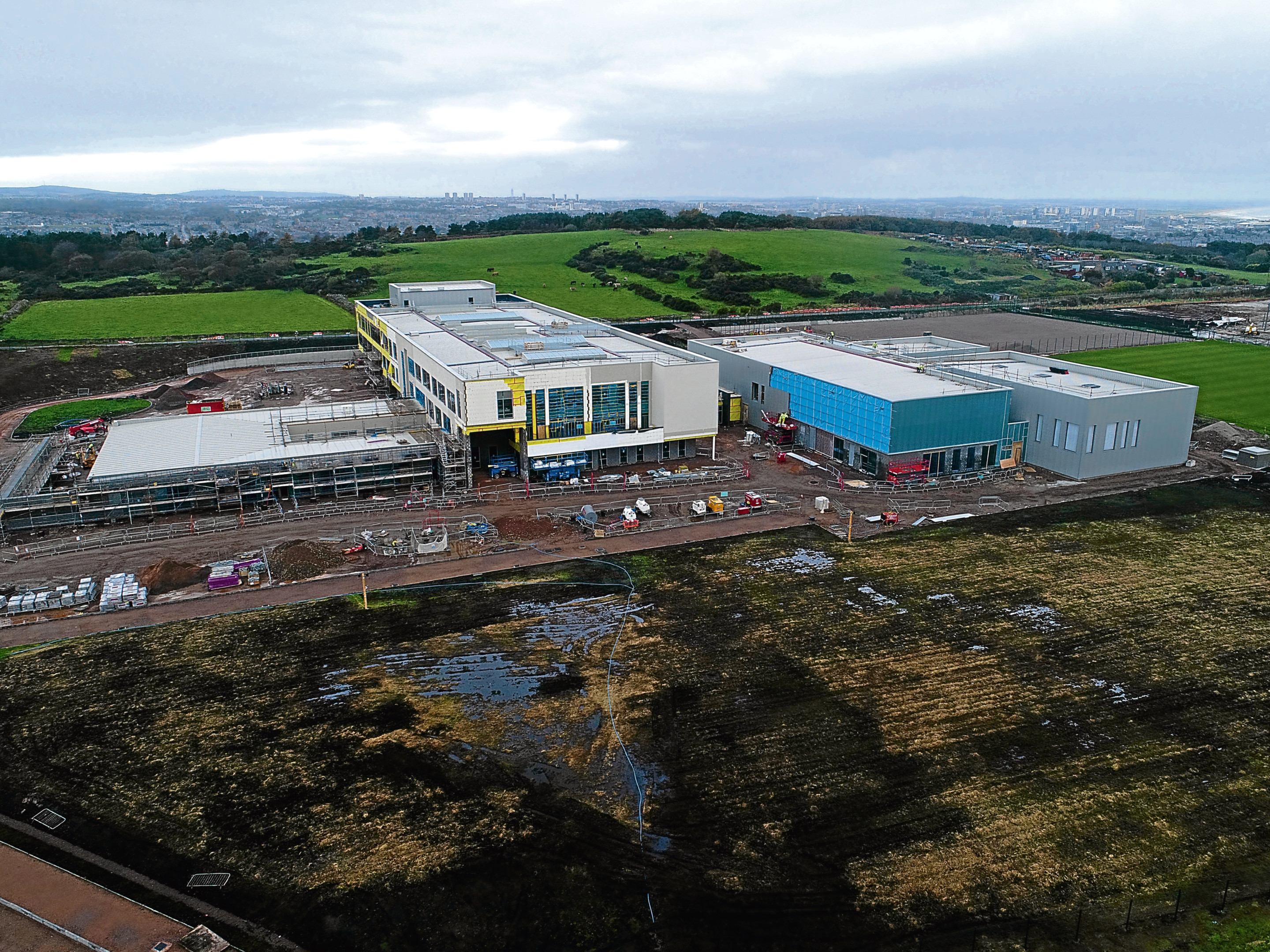The new Lochside Academy