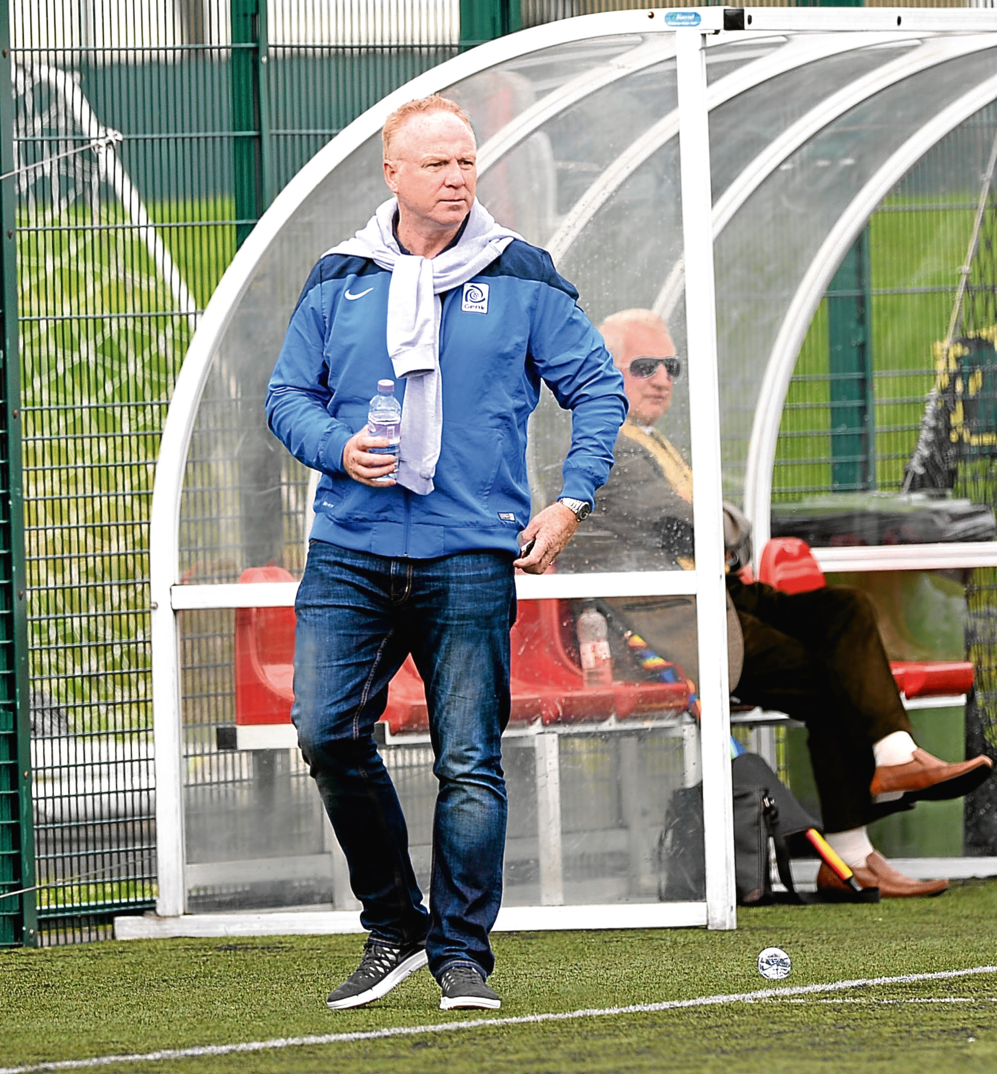 Former Scotland and Rangers manager Alex McLeish.