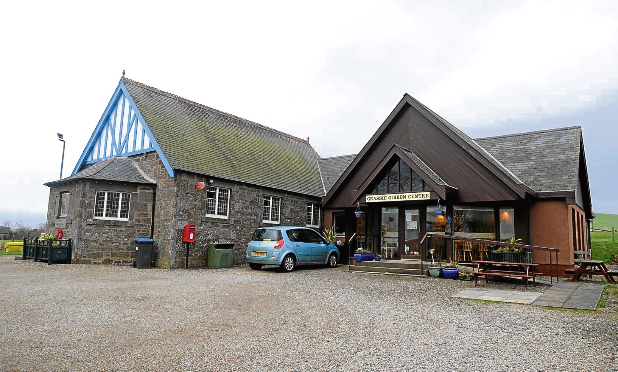 The Grassic Gibbon centre in Arbuthnott