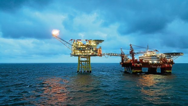The North Sea could see a switch to gas in 2018.