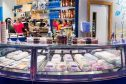 Mackie's will open their first ice cream parlour in Aberdeen tomorrow.