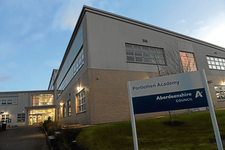 Portlethen Academy,