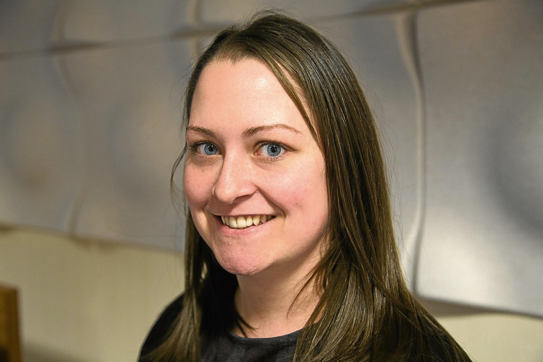 Councillor Gwyneth Petrie.