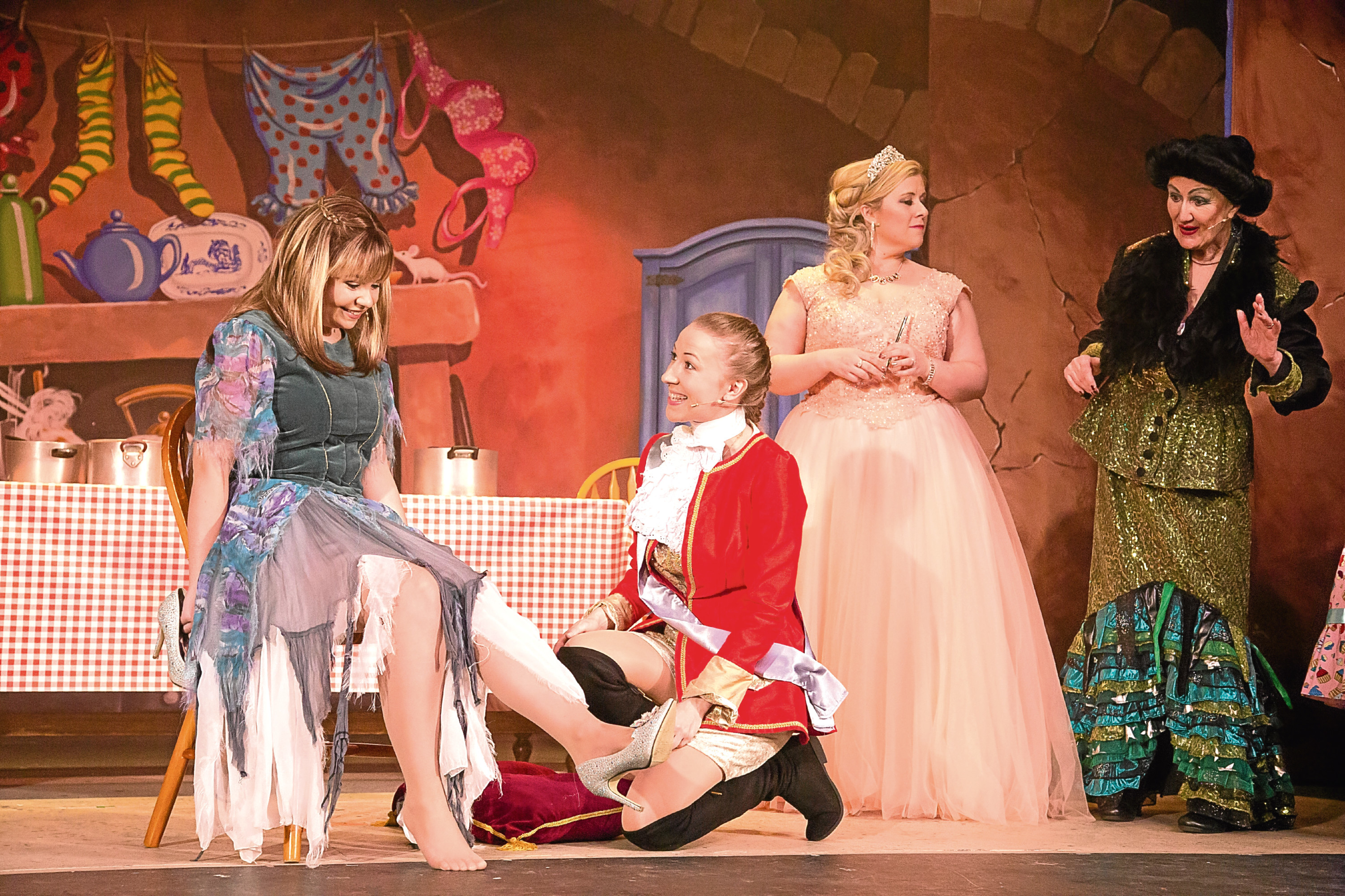 This year's Inverurie panto has been cancelled