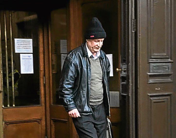 Ian Jolly at Aberdeen Sheriff Court.