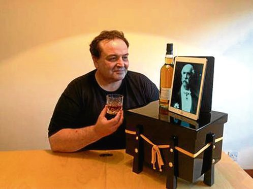 Jim Millar, Director Fusion Whisky,