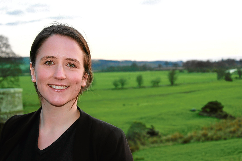 MSP Mairi Gougeon