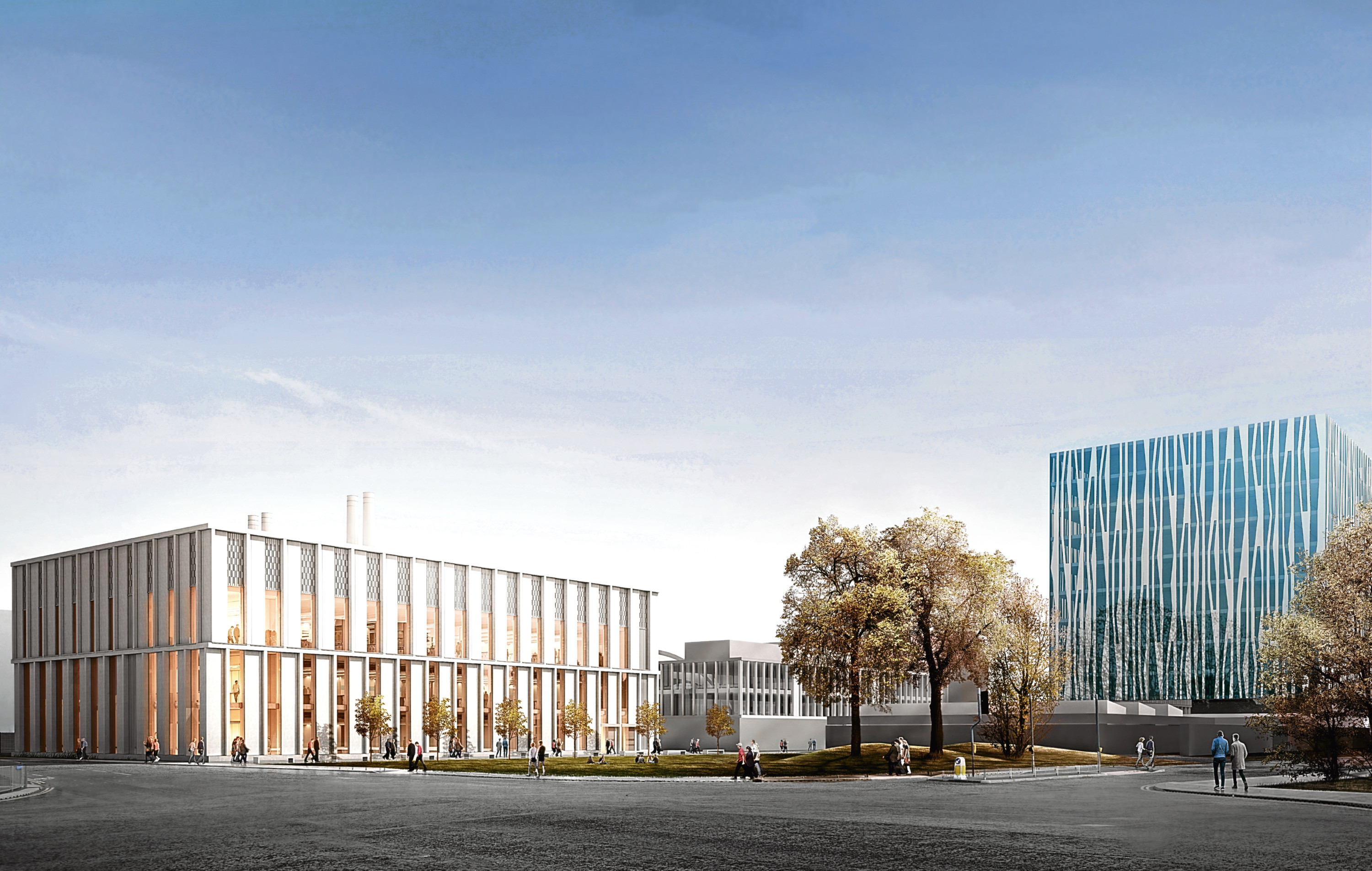 How the new science centre could look