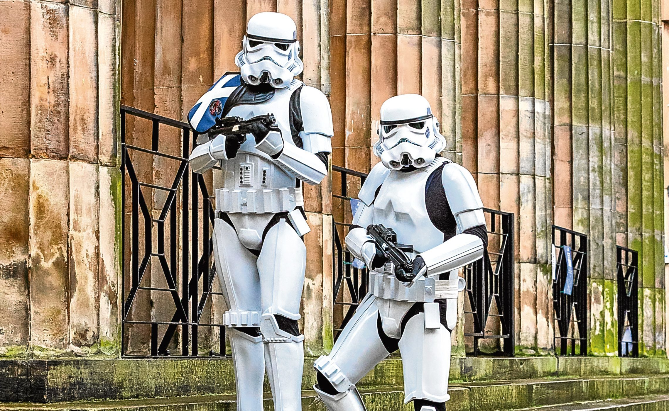 Stormtroopers, Andy Mackenzie and James Thomson