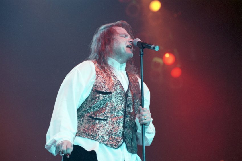 1994:  Meat Loaf performed at the Aberdeen Exhibition and Conference Centre.
