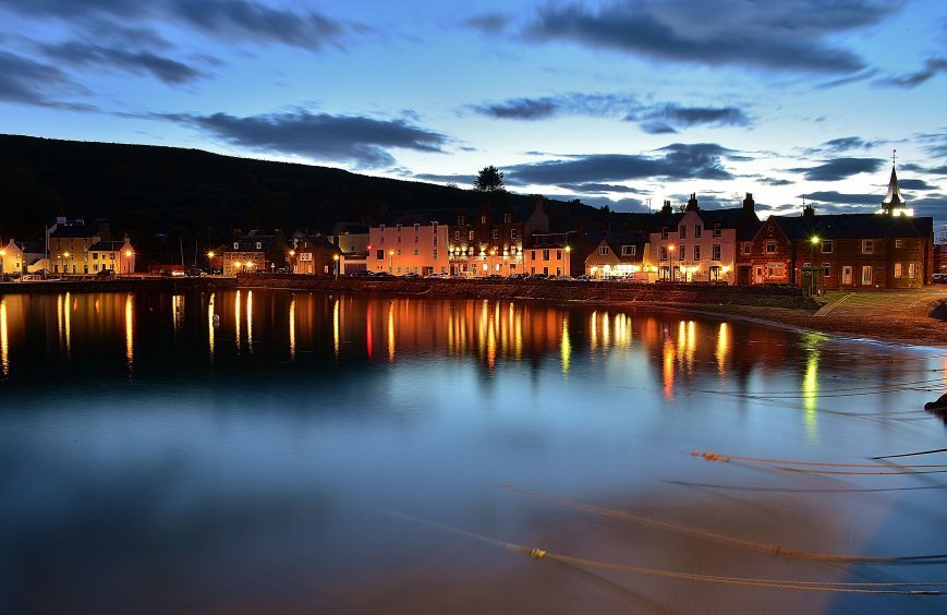 Stonehaven Habour by Alan Farmer