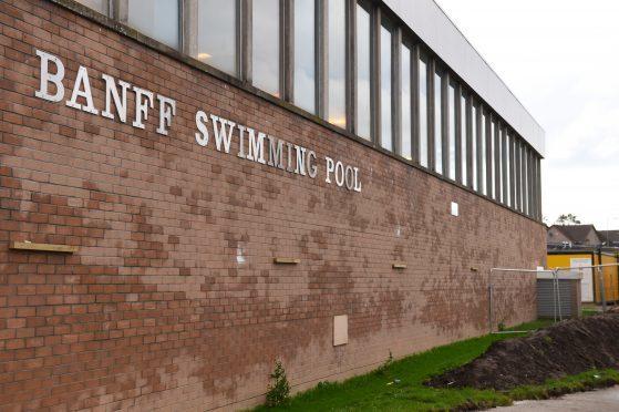 Banff Swimming Pool