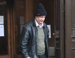 Ian Jolly appeared at Aberdeen Sheriff Court.