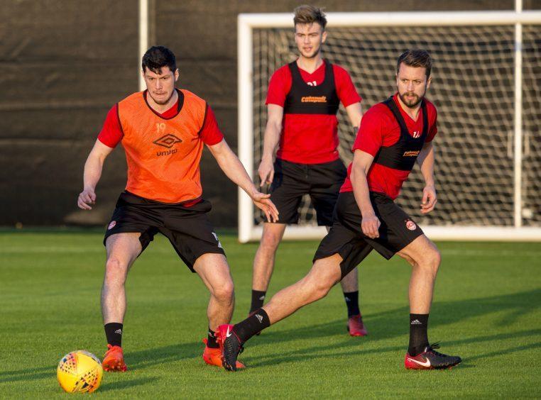Aberdeen's Scott McKenna.