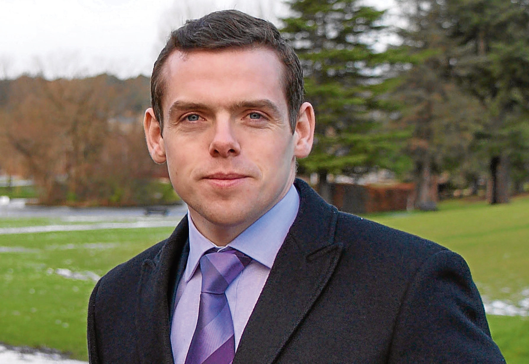 Douglas Ross thanked health workers in his constituency