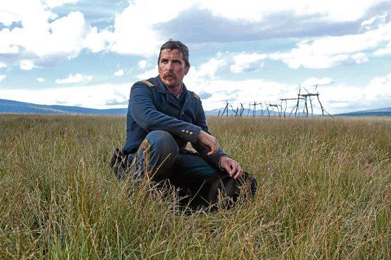 Christian Bale as Captain Joseph Blocker.