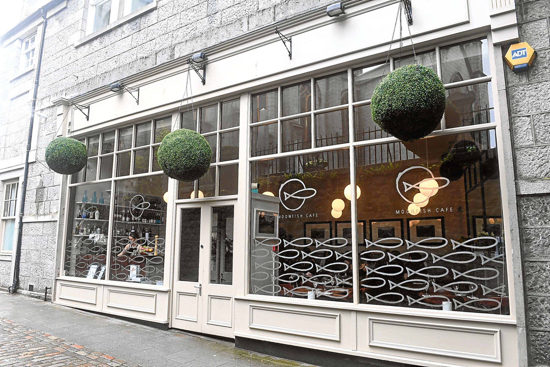Moonfish Cafe