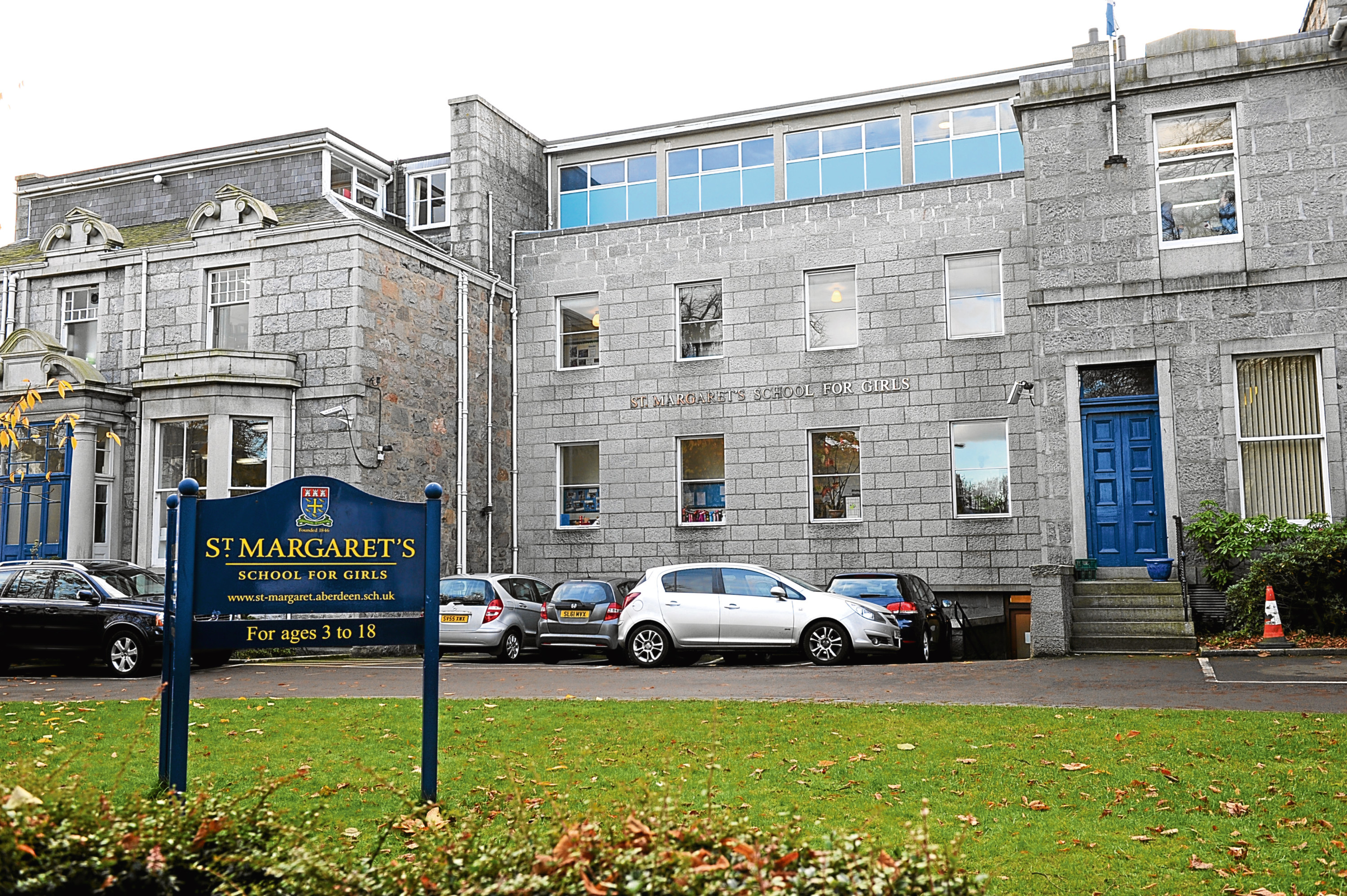 St Margaret's School for Girls will be able to utilise office space in August for classrooms