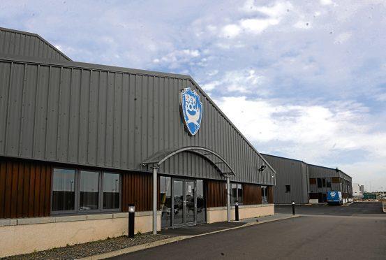 The Brewdog HQ in Ellon