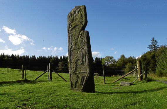 The famous Maiden Stone near Inverurie is of Pictish origin.