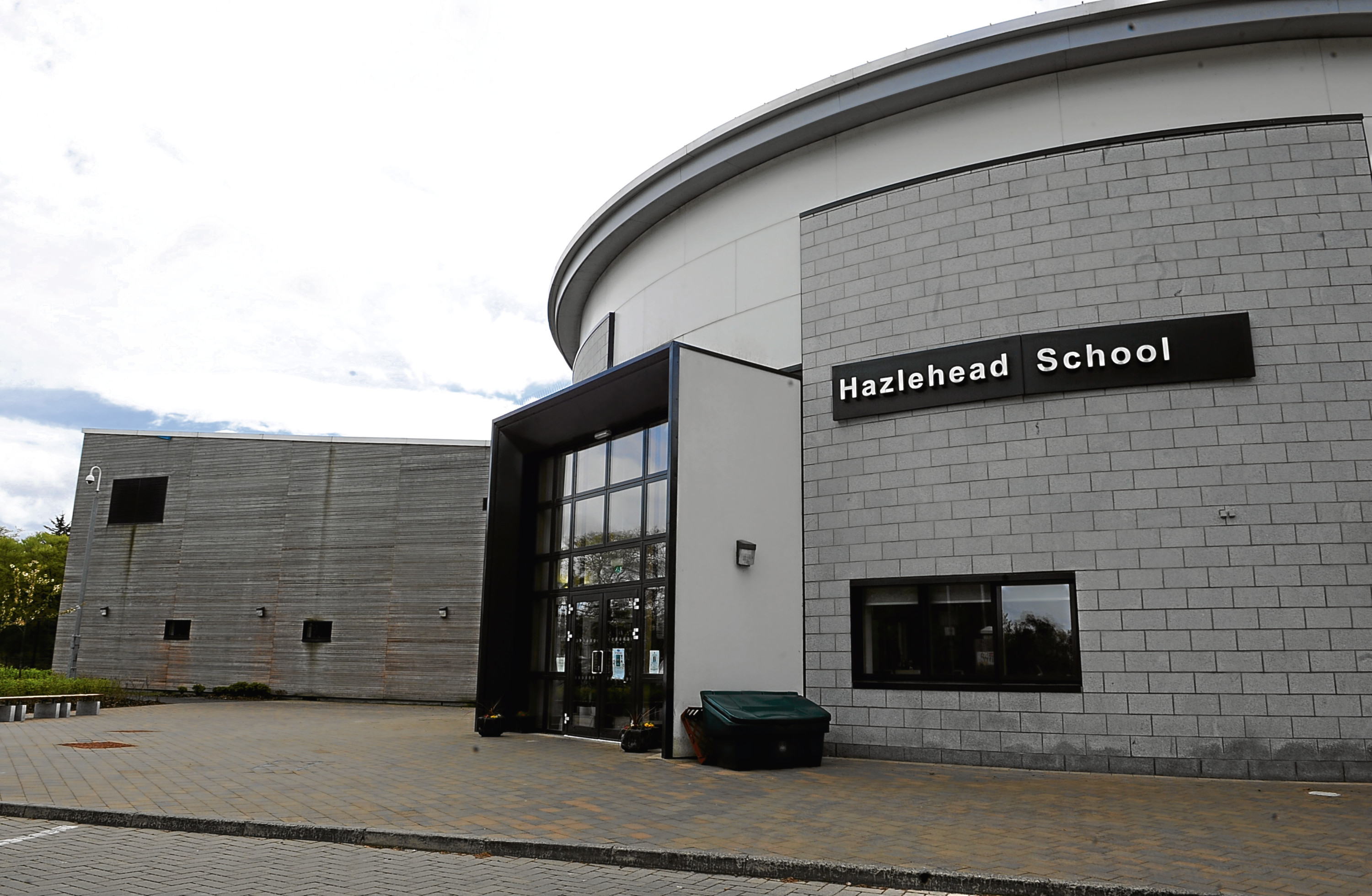 The pupil was reported missing from Hazlehead Primary