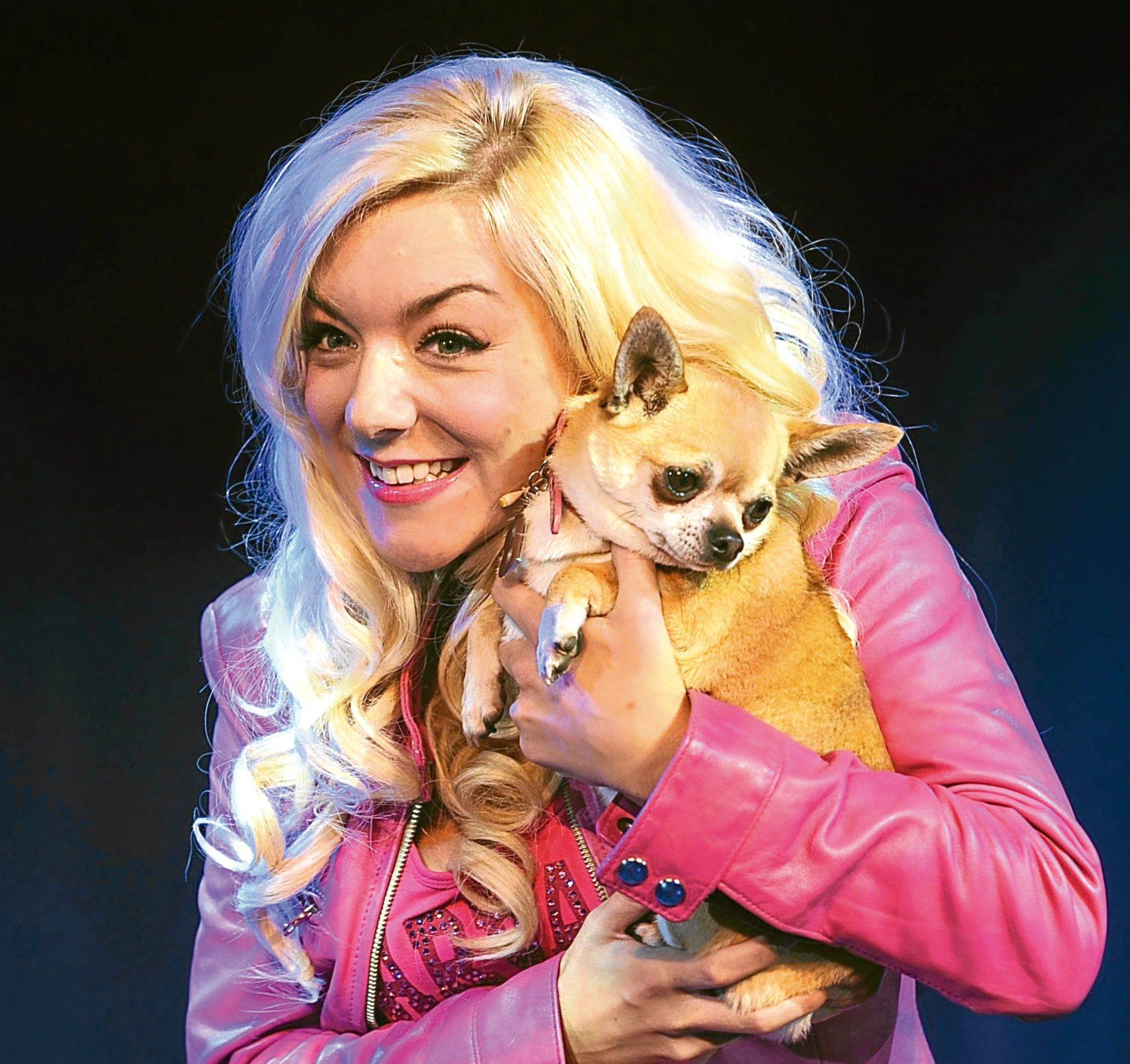 Sheridan Smith has previously played the role of Elle Woods in the hit musical.