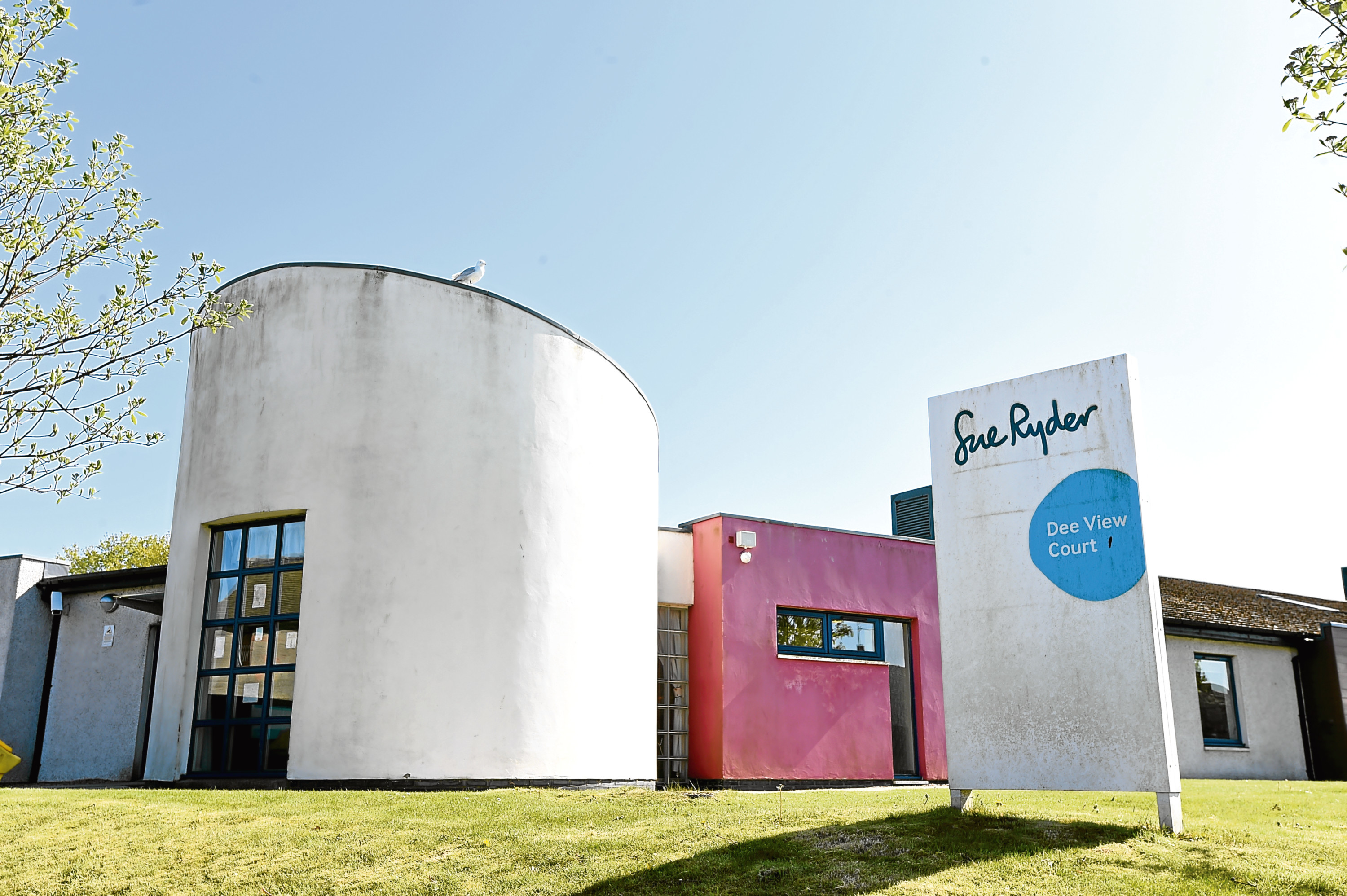 The Sue Ryder centre in Aberdeen