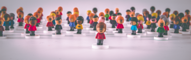 People are being given the chance to create a mini avatar of themselves for use in Vattenfall exhibitions.