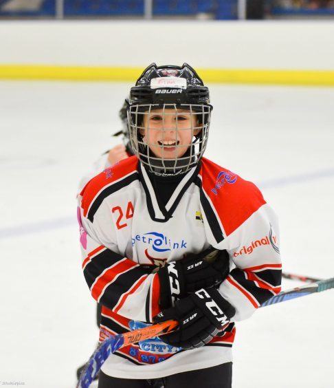 Under-12s: Finn Trodden