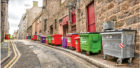The revised policy will ban the collection of waste between 12.30pm and 2.30pm – with no containers permitted to be left on the street during that period.