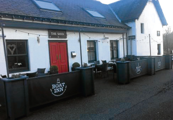 The Boat Inn's owners want to turn an adjoining house into new rooms